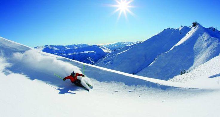 Pristine pistes, wonderful powder - winter activites in New Zealand