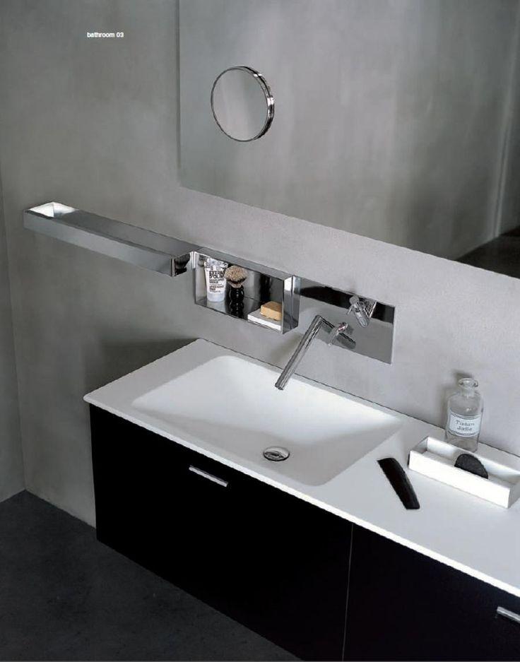 Novello Presents Its New Bathroom Furniture Collection: Bathroom - Furnitures