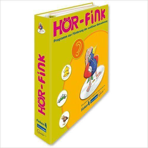 Hör-Fink Programm zur Förderung der auditiven Wahrnehmung: Amazon.de: Bücher
