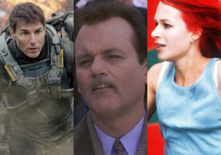 """'Groundhog Day' and 9 Movies That Repeat the Same Day Over and Over (Photos)      'Groundhog Day' and 9 Movies That Repeat the Same Day Over and Over (Photos)  Haven't I seen this movie before? Brian Welk   Last Updated: February 1, 2018 @ 11:42 AM Columbia Pictures Corporation """"Groundhog Day"""" turns 25 years old this month, and its ingenious concept of imagining what a man would do if he was…"""