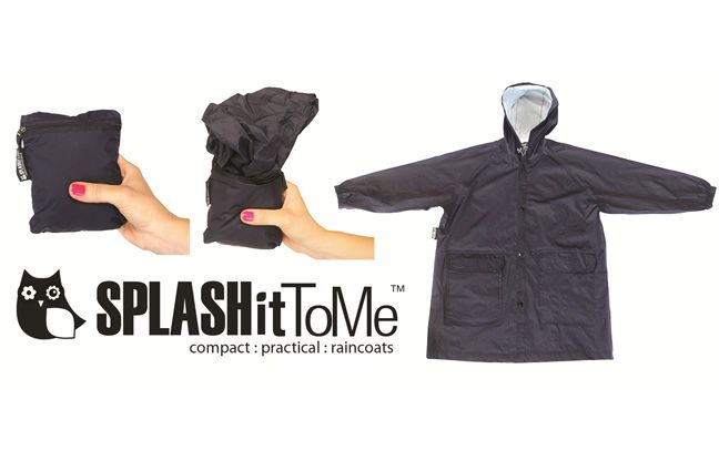 The Adventurous man needs to be prepared for the elements, and this TNW foldaway raincoat allows them to do just that.  A great addition to you store's Father's Day range.