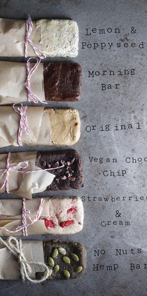 Easy Homemade Protein Bars | Natural Born Feeder
