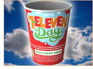 It's 7-Eleven® Day and You Know What That Means …  Party at the Slurpee® Machine!  Retailer Toasts 85 Years of Convenience with Free Slurpee Drinks; Big Summer Sweepstakes Offers Free Stuff All Summer
