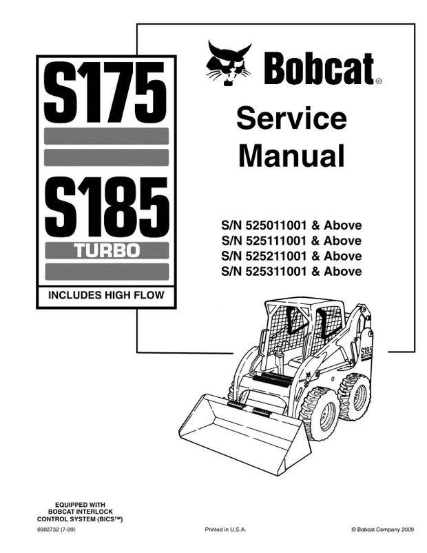New Bobcat Wiring Diagram Free In 2020 Bobcat Wire Diagram