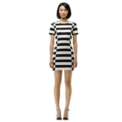 Alice Double Knit Striped Dress - Club Monaco   http://www.clubmonaco.ca/product/index.jsp?productId=18833606=12249921.12266416.12454893=viewall