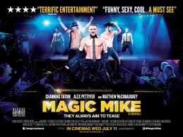 I think I was one of two people (out of 300) in the theatre who was there to watch a movie, and not to watch hunky men strip.  Having said that, it was a pretty good movie; it would have been more enjoyable if the audience hadn't been like the audience at a Chippendales show!