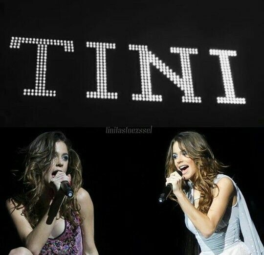 Martina Stoessel (TINI)❤ #GMST  Got Me Started TOUR❤