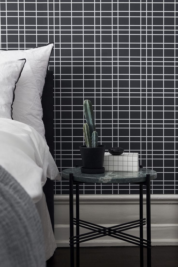 Eco Black & White - Ueven Square 6068
