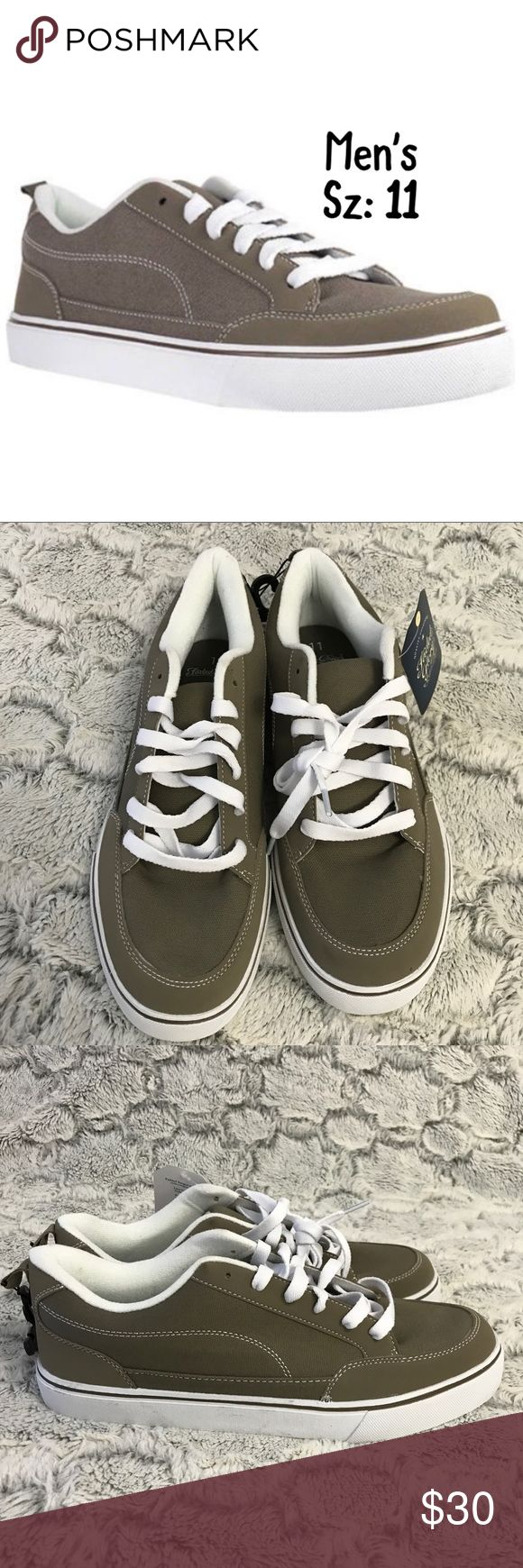 💫NWT🍂Winter men's faded Glory shoe Sz: 11🤖 New Men's Faded Glory canvas skate shoe Sz: 11.  Brand new w Tags.  Priced to sell... do not low ball.  Bundle to save. Faded Glory Shoes Sneakers