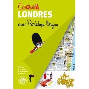 Londres: Avec Pénélope Bagieu: Amazon.fr: Collectifs, Pénélope Bagieu: Livres