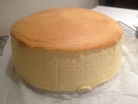 Japanese Cotton Cheese Cake- Minimize Shrinkage (she has chipmunk voice at some parts, but it's a good informative vid)