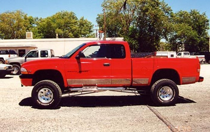 lifted dodge dakota truck dodge dakota 5 5 lift kit. Black Bedroom Furniture Sets. Home Design Ideas
