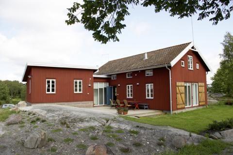 Stuga att hyra i Resö Västra Götaland. Bohuslän - Resö - Kosterhavets Nationalpark