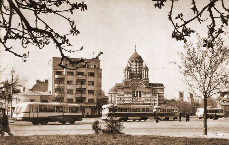 Bucuresti, Piata Victor Babes, anii '60
