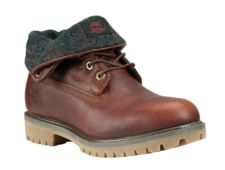 Timberland 6751R Earthkeepers Heritage Roll Top Boot - Robin Elt Shoes  http://www. Timberland Mens ...