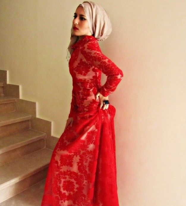 hijab evening dresses - Google Search
