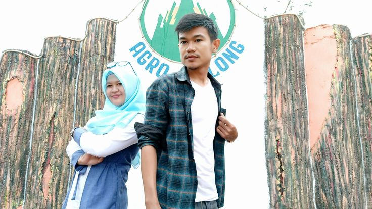 With My brother in agro jollong gembong