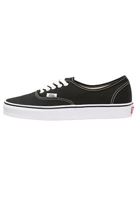 AUTHENTIC - Skateskor - black