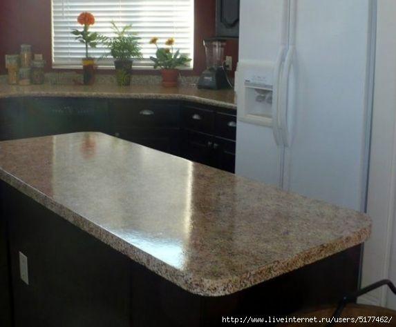 Die besten 25+ Resopal arbeitsplatten anmalen Ideen auf Pinterest - kuchenarbeitsplatten aus granit