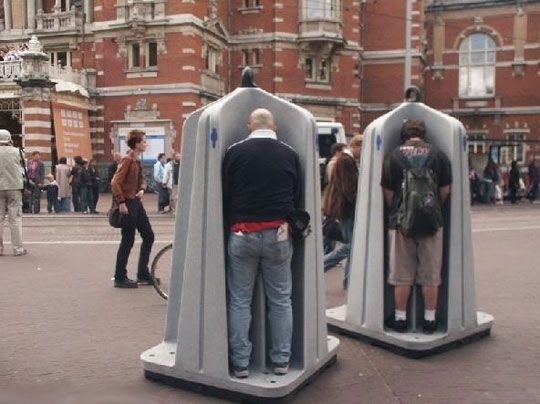 Public toilets in Europe  why oh why!
