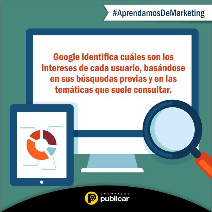 ¿Cuáles son los criterios de #Google para mostrar los anuncios a los usuarios?