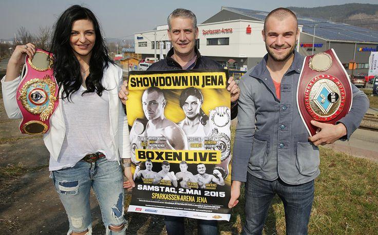 """Die nächste Veranstaltung von SES Boxing in seinem Jubiläumsjahr 2015 nun schon am 2. Mai 2015 in der """"Lichtstadt"""" Jena"""