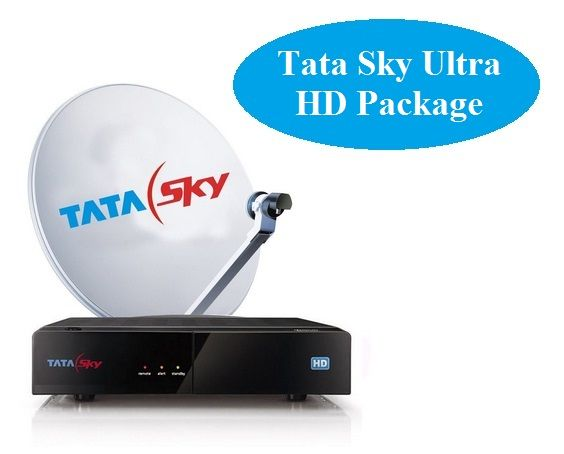 DTH Bazaar is one of the best online DTH market place in India, from where you can buy Tata Sky Set Top Box with 12 Months Ultra HD Package at the best price. Get the complete information about the Tata Sky Ultra HD Package.
