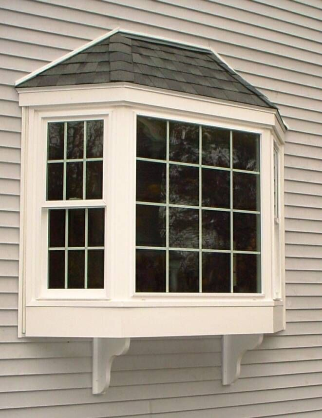 Best 25 Bay Window Exterior Ideas On Pinterest French