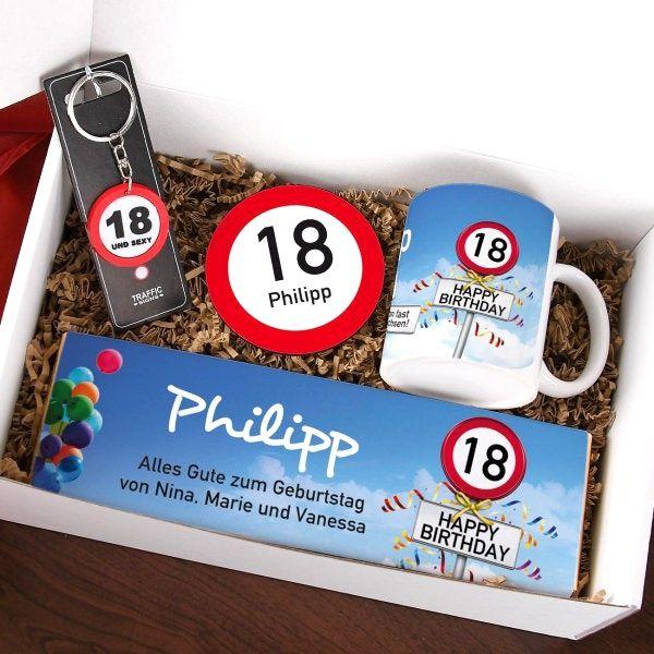 Geschenke Zum 18 Geburtstag Junge Sprüche Zum 18