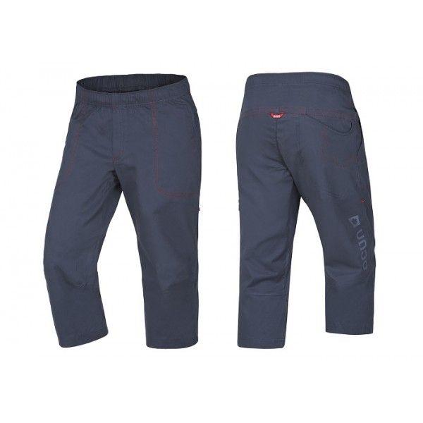 Pánske ľahučké 3/4 kraťasyOcún Jaws Pants 3/4 sú vyrobené z veľmi príjemného materiálu. Strečové nohavice s vysokým stupňom funkčnosti, poskytujú maximálnu slobodu pohybu.