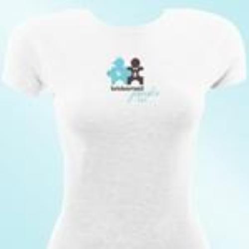 Cute Couple Bridesmaid T-Shirt