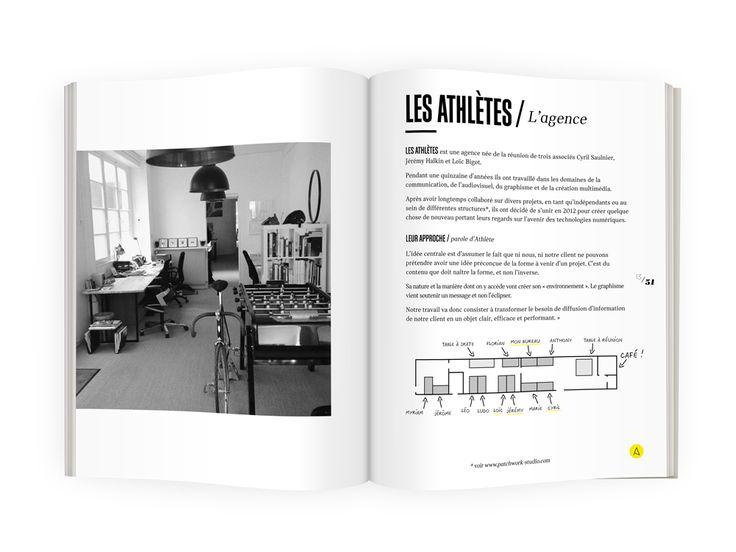 Édition rapport de stage ©AWH graphisme & webdesign
