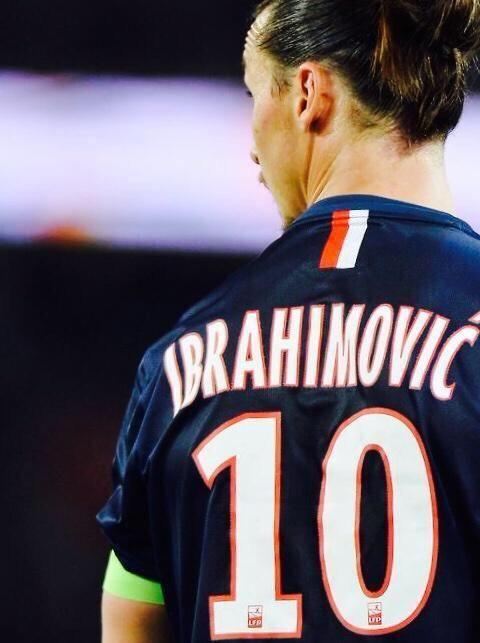 Le retour de Zlatan PSG OM - http://www.actusports.fr/123838/retour-zlatan-psg-om/