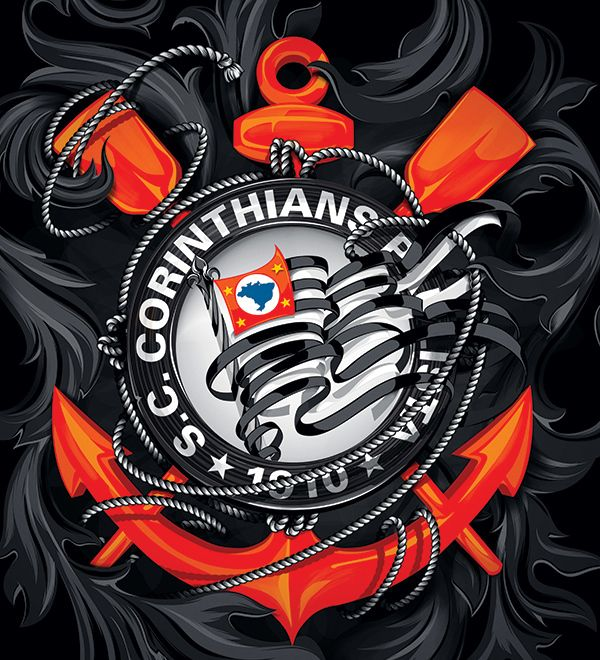 Corinthians' Fan Art on Behance