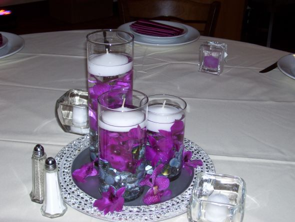 What Flowers Do I Need For My Wedding: 17 Best Ideas About Purple Flower Centerpieces On