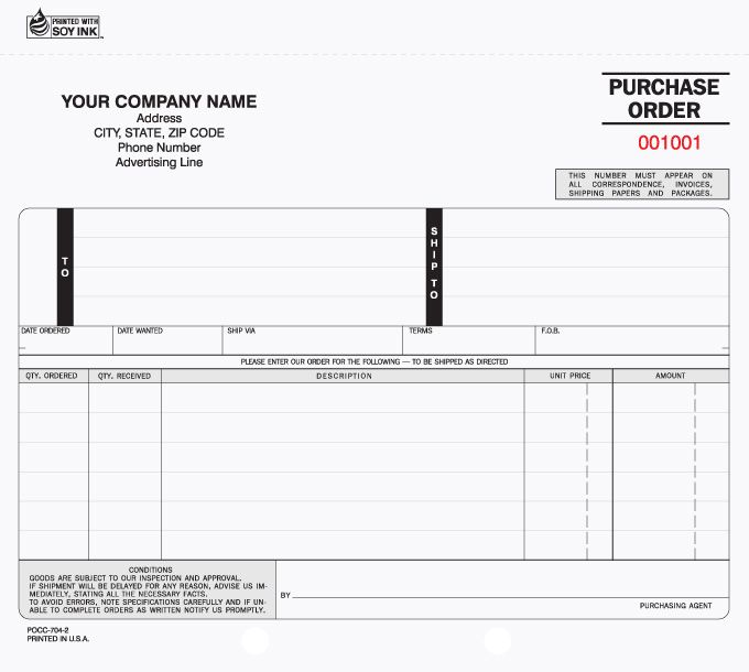 11 best Purchase Order Forms images on Pinterest Purchase order - purchase order contract template