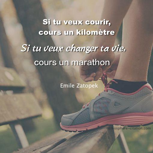 Si tu veux courir, cours un kilomètre Trouvez encore plus de citations et de dictons sur: http://www.atmosphere-citation.com/inspiration-du-matin/si-tu-veux-courir-cours-un-kilometre.html?