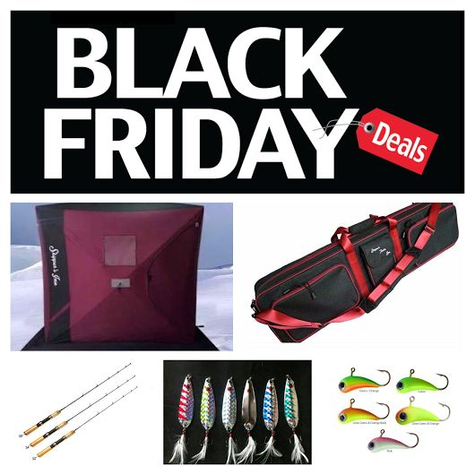 Black Friday Specials order the fishing tackle that continues to outperform  ...