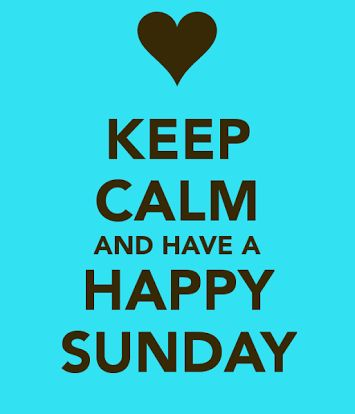 Happy sunday to all #brothers and #sisters! :)