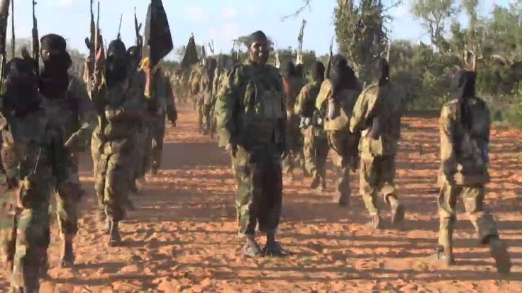Inside an al-Shabaab training camp (+playlist)