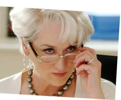 『THE MENTALIST~メンタリストの捜査ファイル』の 主役:パトリック・ジェーン演じるサイモン・ベイカーが出演しいるとのコトで、 今更ながら、The Devil Wears Prada『プラダを着た悪魔』を観た。   <写真出典元:fanpop.com>  プラダを着た悪魔 予