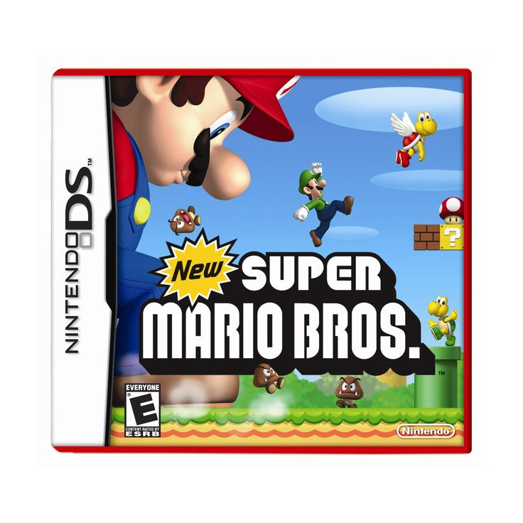 New Super Mario Bros. Nintendo DS