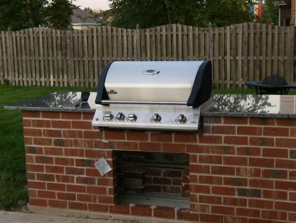 find this pin and more on enclosed grill ideas - Patio Grill Ideas