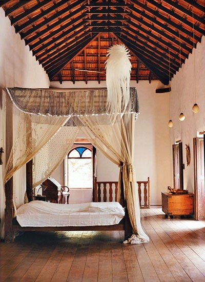 Raj Angan, a four-bedroom villa in Siolim.