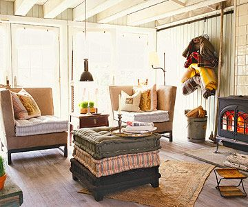 74 Best Images About Cottage Style Living Room On Pinterest Eclectic Living Room Fireplaces