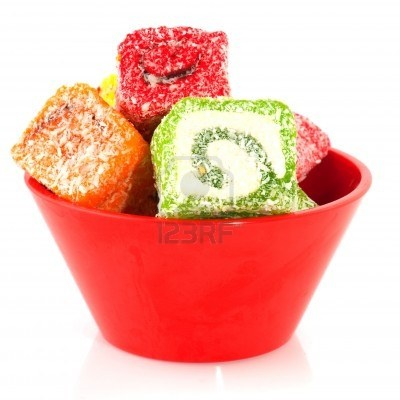 Turkish Delight Candy Recipe