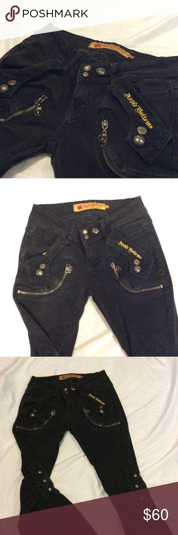 Apple bottom jeans size 6