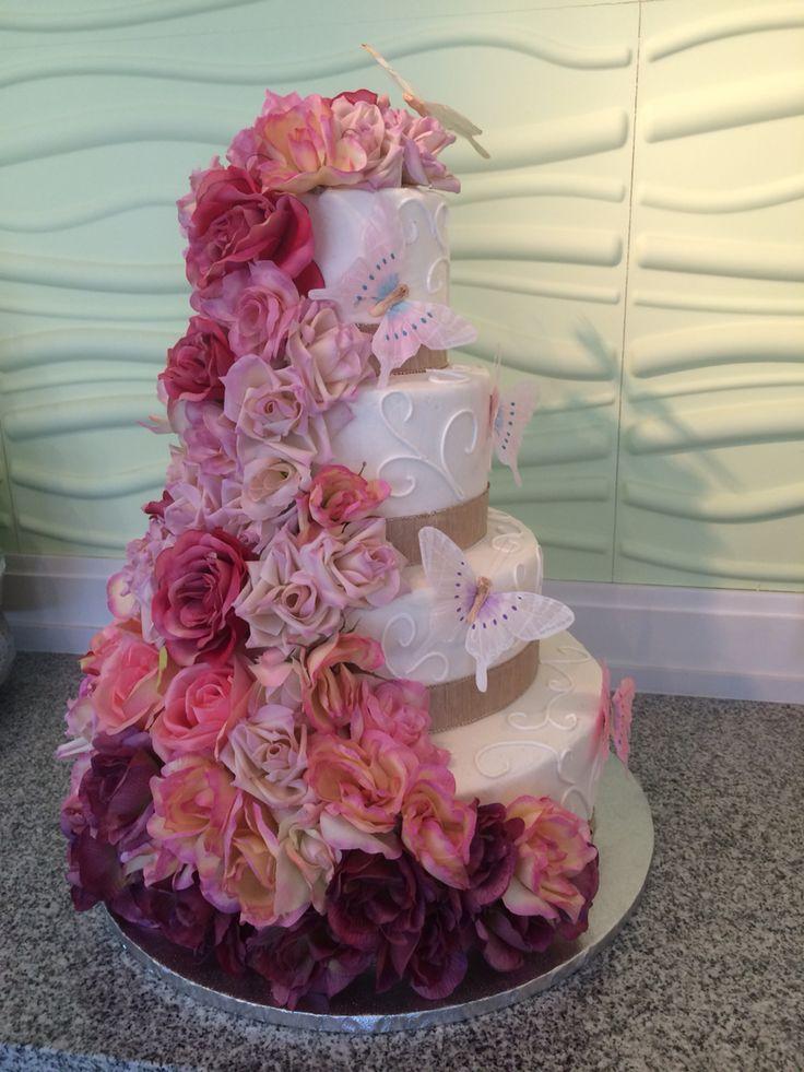 Pastel 15 a os pasteles de xv a os y otros festejos for Ornamentacion de 15 anos