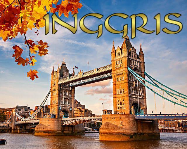 Wisata terus: 10 Tempat Wisata Paling Populer di Inggris