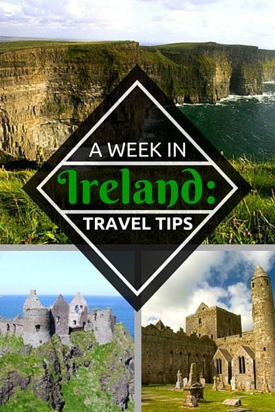 Ireland Itinerary: One Week In Ireland – Travel Tips For The Emerald Isle. It includes Ireland Travel Tips and all you need to know to make your Ireland vacation memorable. The Ireland landcsape is so beautiful that you will fall in love with the country!   Ireland Travel Best Spots   Where to stay in Dublin   Where to stay in Cork - @greenglobaltrvl